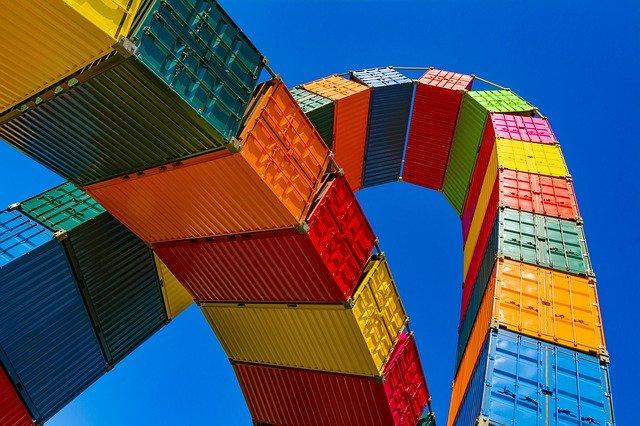 Casas de lujo en contenedores de transporte